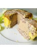 Pâté de foie gras d'oie 200g