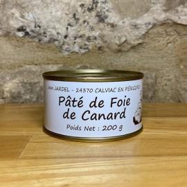 Paté de foie de canard 200g