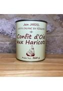 """CONFIT D'OIE AUX HARICOTS 2/3 parts """"Cassoulet Maison"""""""